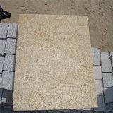 Китайский дешевый желтый гранит слябов G682 гранита