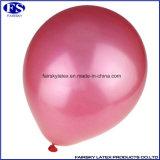 中国の卸し売り気球10インチの真珠の乳液の気球の金属気球