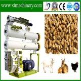 Investimento baixo, bom preço, máquina de granulação de pellets de alimentação animal
