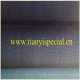 Tissu de fibres carbonisées