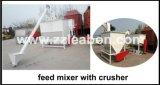 Подача для гранулированных химикатов для смешивания продуктов животного происхождения Пелле используется для принятия решений линию подачи