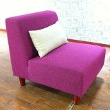 Sofá de tecido de design simples moderno 6126