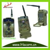 La visión de la cámara oculta al aire libre de caza/Observar la acción de los animales de la Cámara de rastros de MMS SMS