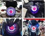 Proyector Faros HID moto modelo (ABE)