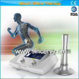 De Fysiotherapie van de Drukgolf van de Machine van de Drukgolf van de Apparatuur van de Therapie van de Drukgolf van Extracorporeal