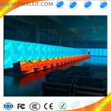 Hohe Definition, farbenreiche P10 SMD (Scan 8) Miet-LED-Innenbildschirmanzeige/Bildschirm