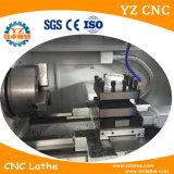 CNC de torneado de alta velocidad del torno que trabaja a máquina el torno de torneado automático