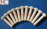 Tornillo y tuerca des alta temperatura del alúmina de la resistencia
