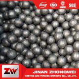 Hecho en la bola de acero grande del arrabio de China para el molino de bola