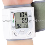 의학 혈압 미터 손목 디지털 압력 모니터 Ysd703s