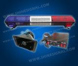 Street Hawk girando com barra de luz de halogéneo 100W amplificador (TBD81Z2)