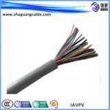 XLPE изоляцией ПВХ оболочку троса управления с сеткой