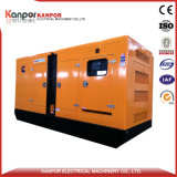 140kw/175kVA BV Certificate 3phase&4wires Quiet Portable Silent Generator