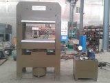 Gummivulkanisierenpresse-Vulkanisator-Maschine mit Qualitäts-Vorlagenglas-Presse