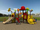 屋外の森林ゲームの子供の運動場(HD13-069A)