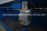 Máquina para corte de metales modificada para requisitos particulares de la hoja del CNC de QC12y 20X3200