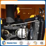 Cer TUV-Bescheinigung-Landwirtschafts-Minirad-Ladevorrichtung mit schneller Anhängevorrichtung