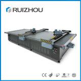 Máquina de estaca da parte superior de sapatas de couro do CNC de Ruizhou (RZCUT5-3616-2H)