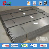 La norma ASTM A240 304/316L/321/310S Hoja de acero inoxidable