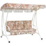 にサイズの庭の振動椅子(BLF-806)