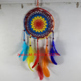 Belle plume Wall Hanging Stone Wind Chimes