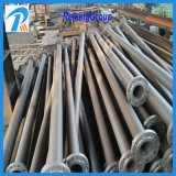 China-Stahlplatten-Rostbeseitigung-Granaliengebläse-Maschine