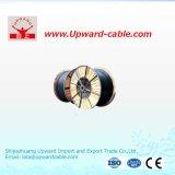 Cabo distribuidor de corrente 0.6/1kv blindado isolado PVC com o fio de aço blindado