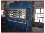 A borracha do C-Frame recauchuta a máquina Vulcanizing da imprensa da placa