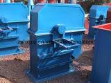 Цепной тип или тип ковшовый элеватор плиты железной руд руды