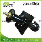 Pompe de carter de vidange traitante effluente verticale lourde de préparation de charbon