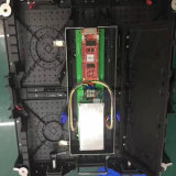 Hohe Auflösung und Helligkeit P3.91 farbenreiche bekanntmachende LED-Innenbildschirmanzeige