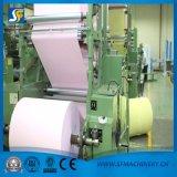 Linea di produzione del documento del fazzoletto per il trucco della stanza da bagno macchina 220V completamente automatico 50Hz