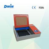 Portátil imagen digital de la máquina de fotos de CO2 láser grabador