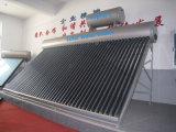 calentador de agua solar de tubos de vacío