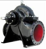 Eléctrica vertical y horizontal doble bomba centrífuga de aspiración