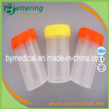 Plastic a perdere Urine Cup Container 60ml