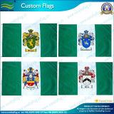 Escudo banderas y distintivos de la cresta de la familia (NF01F03041)