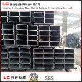 Negro de tubo de acero con alta calidad
