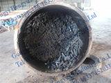 Carbone di legna che non dà fumo delle coperture della noce di cocco che fa stufa