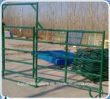 低価格の熱い浸された電流を通された農場馬のゲート