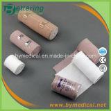 Nicht steriler medizinischer hoher elastischer komprimierter Gummiverband