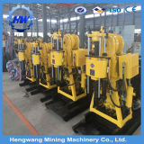 Hydrauc Crawler Small Core Drilling Rig for Soil Investigation (HWG-190)
