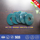 弁のための青い顧客用明白なプラスチックリングの洗濯機