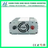 고주파 1000W 순수한 사인 파동 휴대용 변환장치 (QW-P1000)