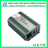 Accueil utilisé 500W Onde sinusoïdale pure Solar Power Inverter (QW-P500)