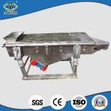 높은 정밀도 수지 안료를 위한 선형 진동기 화면기