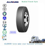 Todo o pneu radial de aço do caminhão (12R22.5)