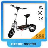 전기 Scooter Green 01-800W White Color