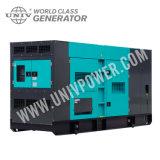 Япония Denyo трехфазного переменного тока 230/400V Super Silent дизельного генератора 40квт/50 ква