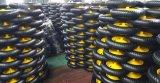 Pr2602 외바퀴 손수레 공기 고무 바퀴 외바퀴 손수레 타이어 타이어